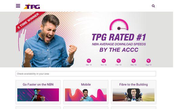 TPG.com.au