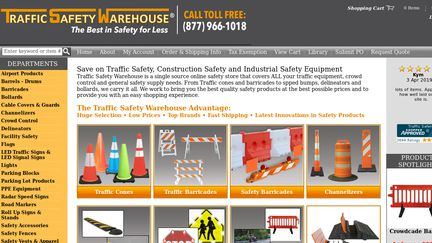TrafficSafetyWarehouse