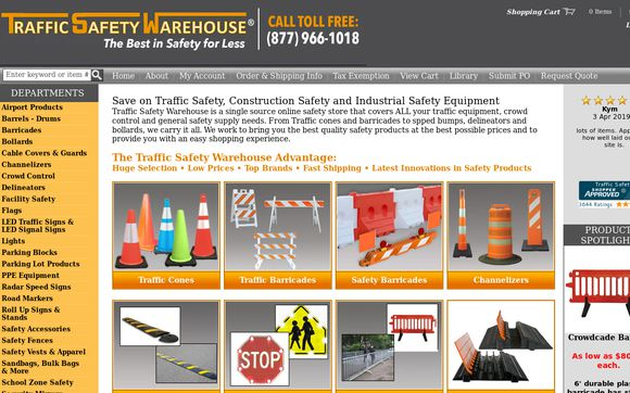 TrafficSafetyWarehouse