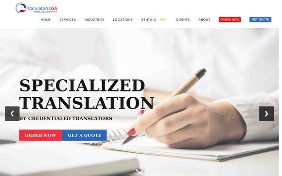 Translators USA LLC