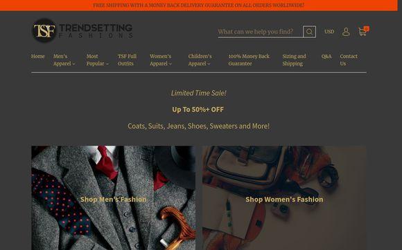 Trendsetting Fashions