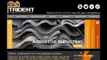 TridentSurveying.co.uk