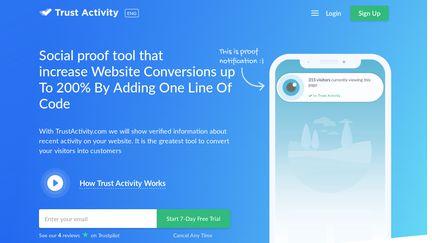 Trust Activity