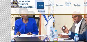 Teachers Service Commission