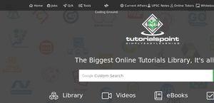 TutorialsPoint Reviews - 2 Reviews of Tutorialspoint com   Sitejabber