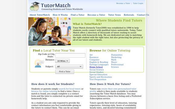TutorMatch