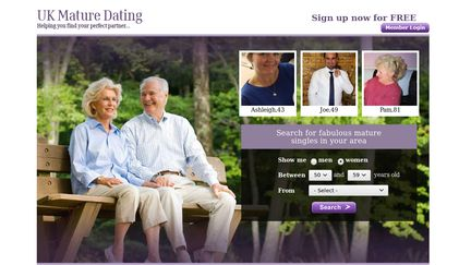 UK Mature Dating