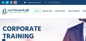 Ultimahub Corporate Training Solutions