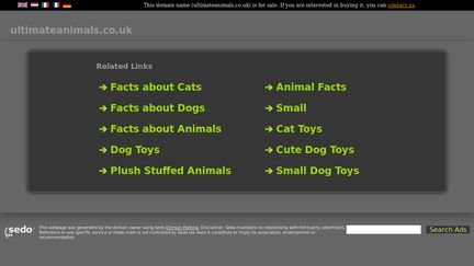 Ultimateanimals.co.uk