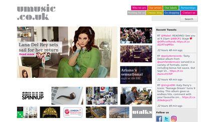 Umusic.co.uk