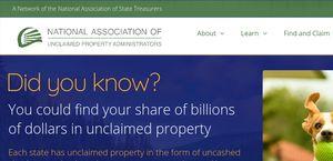 National Association of Unclaimed Property Administrators