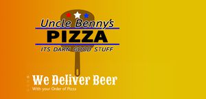 Uncle Benny's Pizza