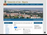 Unijos.edu.ng