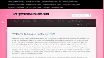 UniqueCookieCutters