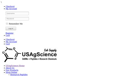 USAgScience