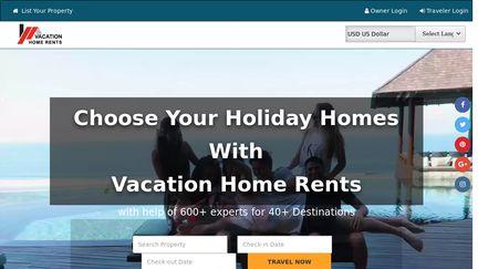 VacationHomeRents