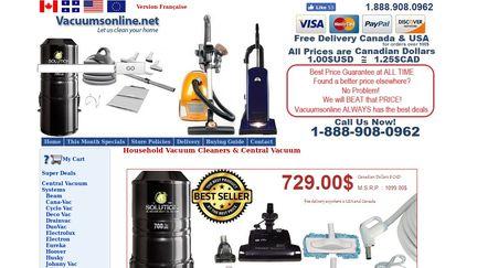 Vacuumsonline.net