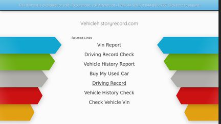 VehicleHistoryRecord