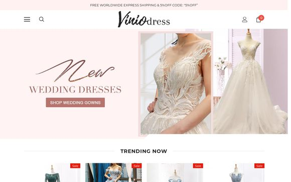 Viniodresses.com