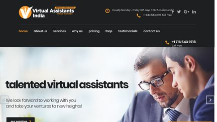 Virtual Assistants India