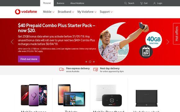 Vodafone Australia