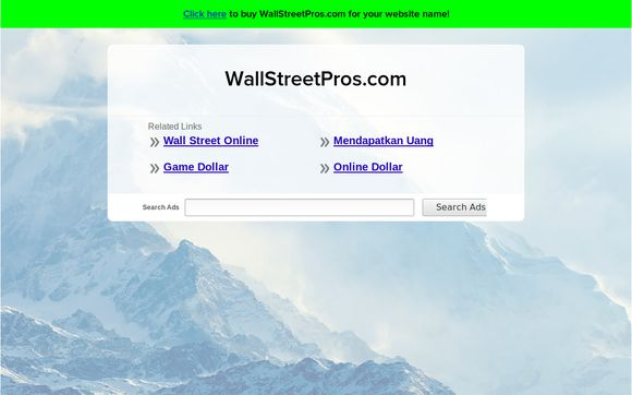 Wallstreetpros