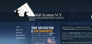 Wall System NY