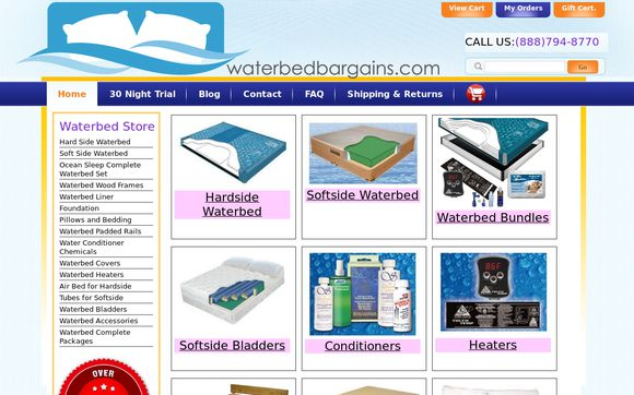 WaterBedBargains