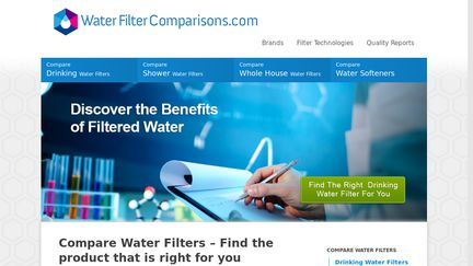 Water Filter Comparisons