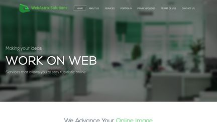WebAstrix