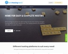 Web Hosting World