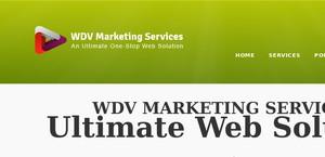 WDV Marketing Services
