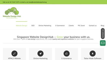 WebsiteDesignHub.sg
