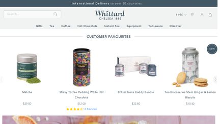 Whittard.co.uk