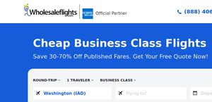 Wholesale-Flights