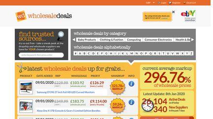 WholesaleDeals