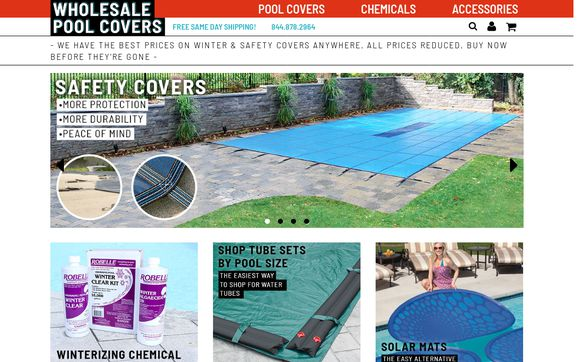 Wholesalepoolcovers.com