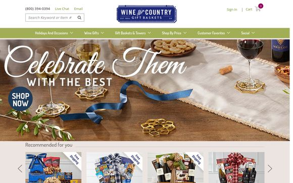 WineCountryGiftBaskets