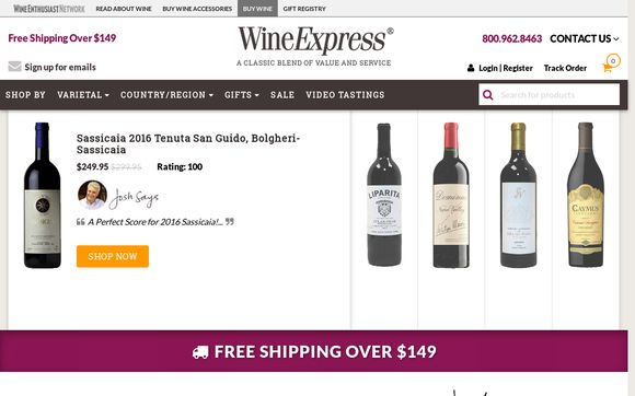 WineExpress