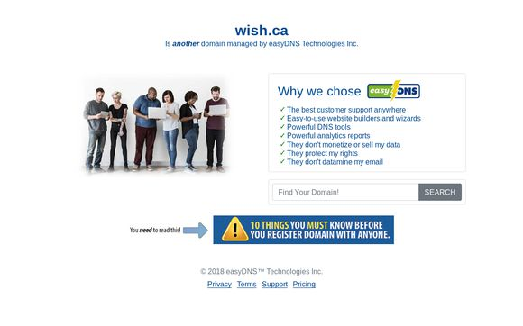 Wish.ca