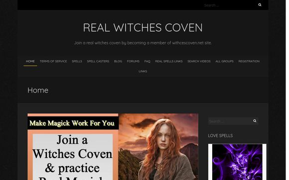 Real Witches Coven