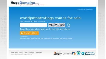 Worldpatentratings