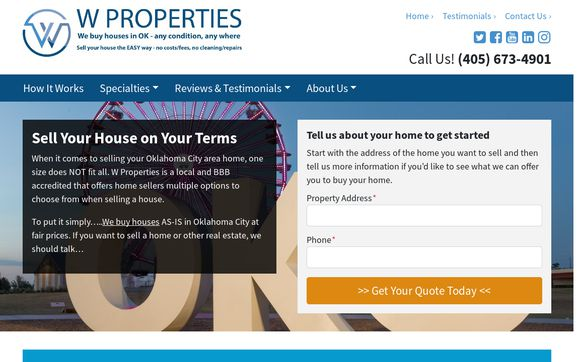 W Properties
