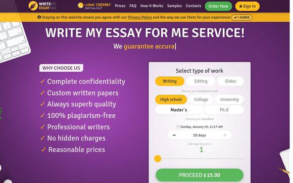 WriteMy Essay4Me