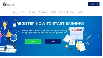 Writersarch.com