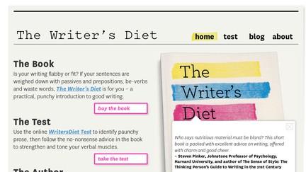 Writersdiet.ac.nz
