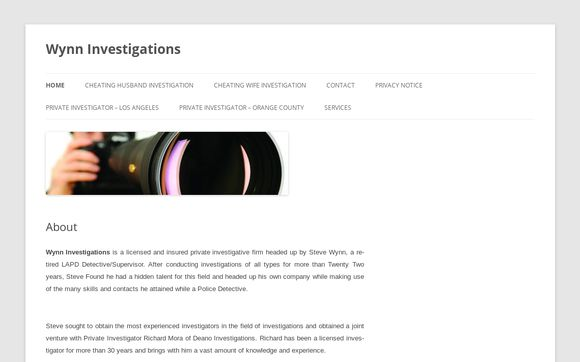 Wynninvestigations.com