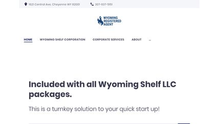 Wyoming Shelf LLC