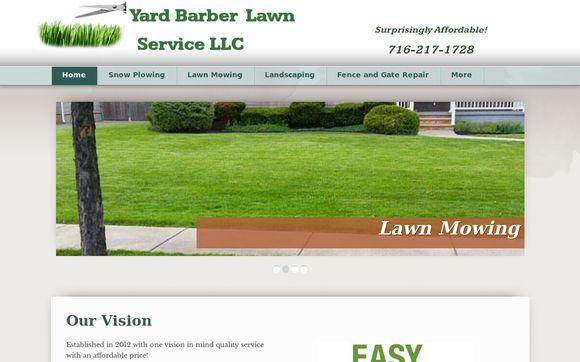 YardBarberLawnService