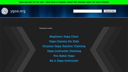 Ygoa.org